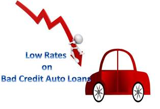 Auto loan interest rate credit score 660