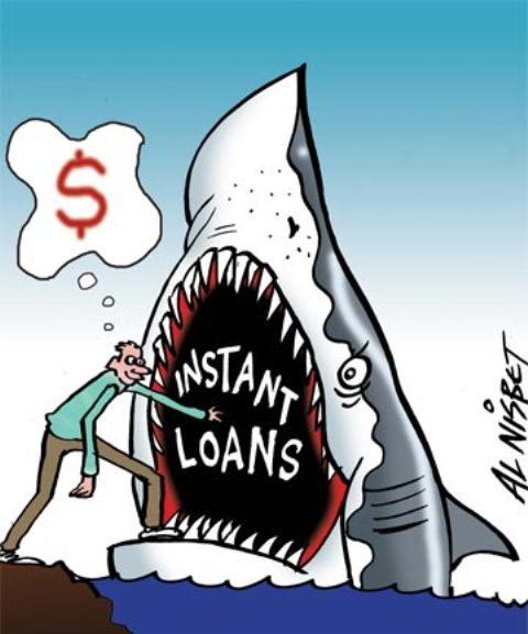 Avoid Loan Sharks