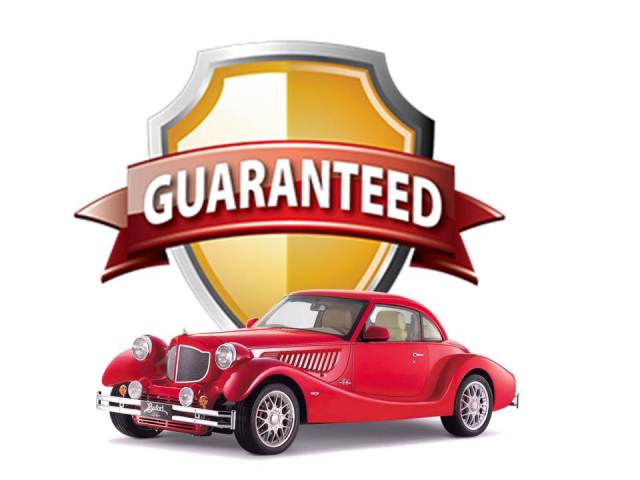 Guaranteed Auto Loan Approval with Bad Credit