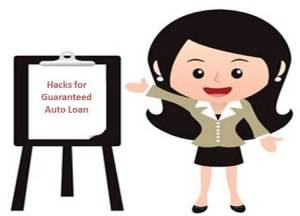 Guaranteed Auto Loans for Bad Credit Car Buyers