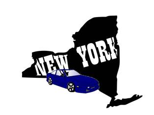 Buying a car in New York State of USA
