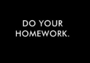 Do you homework before buying a car