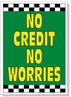 No Credit Auto Loans