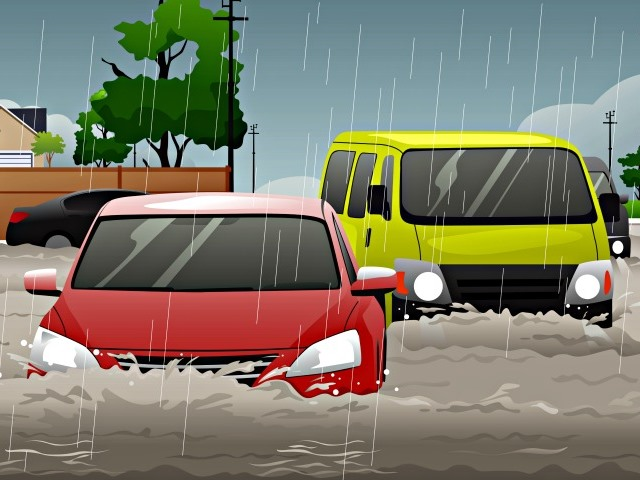 How to detect a Flooded Car in Baltimore