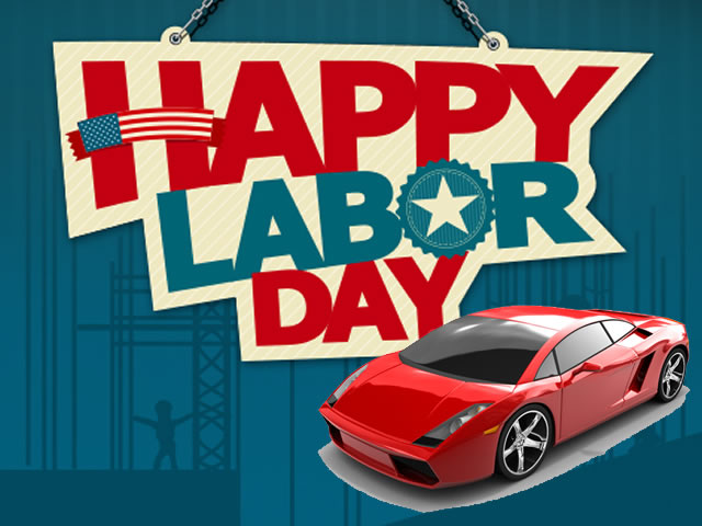 labor day weekend car deals