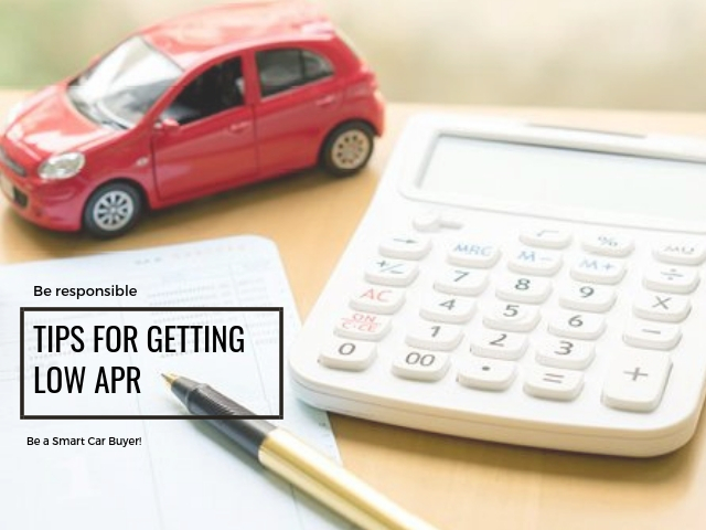 Learn How to analyze APR and ensure a Responsible Spending on your Next Car